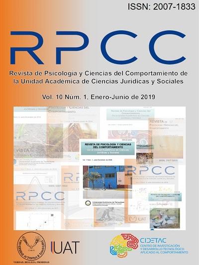 Ver Vol. 10 Núm. 1 (2019): Enero-Junio de 2019